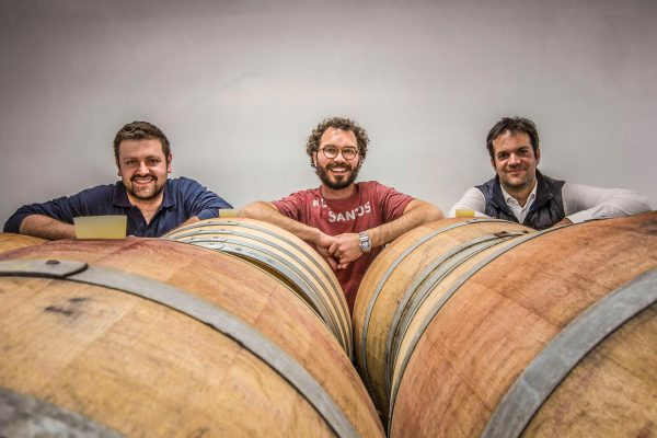 Raineri - Vini - team - cellar