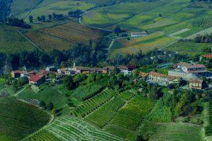 Raineri - Vini - Vista aerea